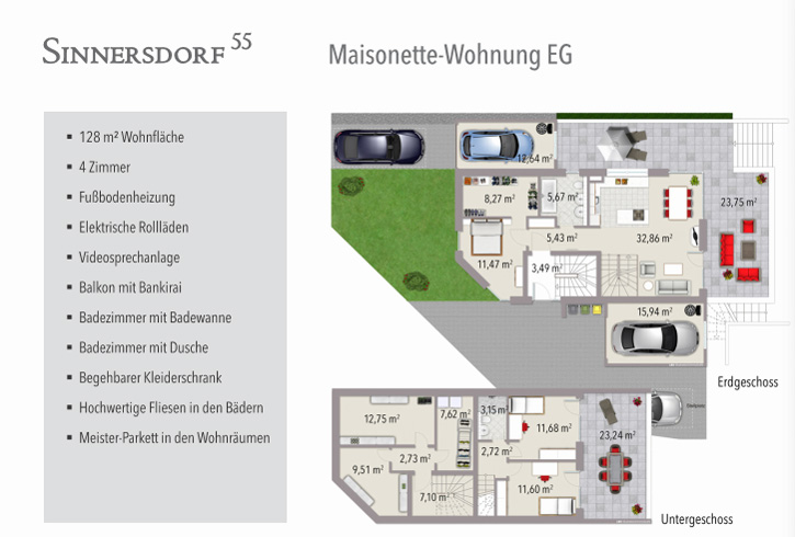 4-FH-Sinnersdorf-Grundriss-Maisonette-EG