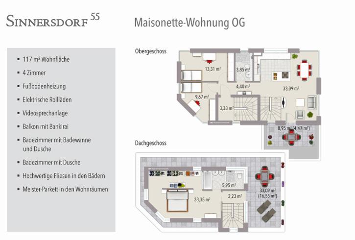 4-FH-Sinnersdorf-Grundriss-Maisonette-OG